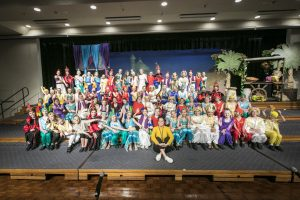 Year 6 Aladdin Production 2020